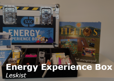 Energy Xperience box