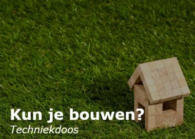 Kun je bouwen?