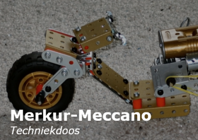 Merkur- Meccano