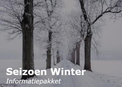 Seizoen Winter